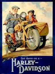 My hubby loves Harley and sidecars he just sold one.