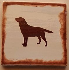 Labrador Retriever Images Coasters Gifts for by SerendipitiniPet