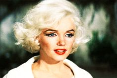 Marilyn Monroe screen test for 'Something's gotta give' , 1962 - Her eyes tell a story