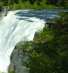 Hike mesa Falls!