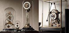 Clock Cloches   Restoration Hardware