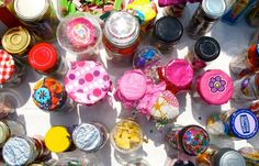 tombola stall or lucky jar ideas