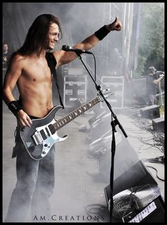 Mark Jansen an inspiration in the symphonic metal world!!!