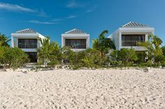 Cottages At Grace Bay, Providenciales (Provo), Turks and Caicos Islands, BWI. - Similar to type of vacation villas I want to build.