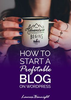 Ready to start a blog? Here are some things you'll want to know before you get started.