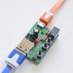 Pi Supply Switch with USB Cables