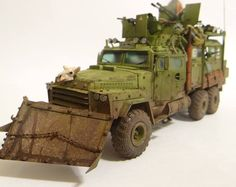 Military Truck Models