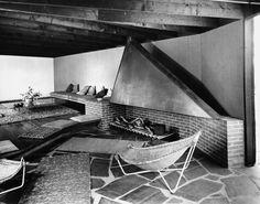 Hammarstrom House, 1952 - The Cut
