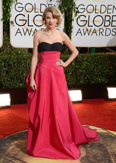Taylor Swift Golden Globes 2014