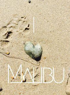 I LOVE MALIBU   COVET LIVING
