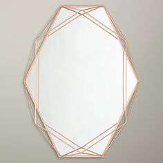 Buy Umbra Prisma Wall Mirror, 43 x 57cm Online at johnlewis.com