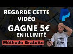 Gagner 5€ en illimité avec cette méthode simple Content, Gain, Music, Youtube, Simple, Digital Marketing, Earning Money, Musica, Musik