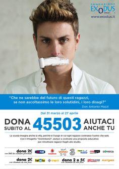 Locandina Campagna SMS 2104