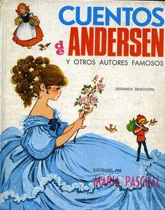 Doce cuentos de Andersen. 2ª selección. 1970.