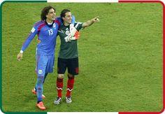 Netherlands vs Mexico (Prediction, 29.06.2014)