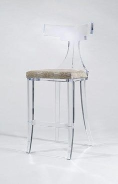 12 Best Clear Kitchen Bar Stools Images Bar Stools Modern Bar