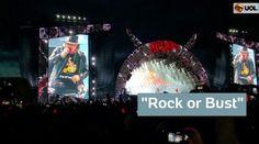 RADIO WEB SAQUA: Axl Rose do Guns N'Roses assumiu os vocais do AC/D...
