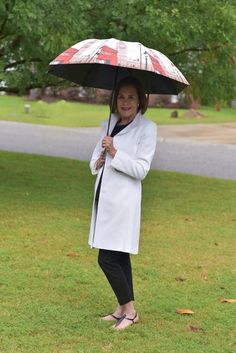 Rainy days don't keep me inside if I have plans.  I won't grab my rain boots if it's an intermittent showers kind of day.  But I will pick footwear that won't get ruined if gets wet. Learn how to style in the rain. #mamabsays #todaysdetails #getthelook #wearitloveit #lookoftheday #currentlywearing #springstyle #mylook #ootd #MyShopStyle