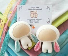 Bunny tilda dolls cloth