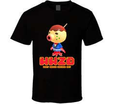 Wwzd What Would Zucker Do Animal Crossing New Horizons 2020 Video Games T Shirt