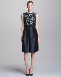 Little Black Dresses - Black Sheath Dresses, Black Leather Dresses, Black Lace Dresses - Bergdorf Goodman