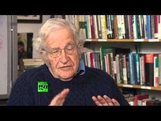Chomsky: 'US invades, destroys country - that's stabilization. Someone resists - destabilization' - YouTube