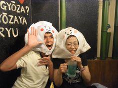 広島の大事な友達と餃子を楽しみました♪