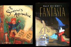 1000+ images about The Sorcerer's Apprentice on Pinterest | The sorcerer's apprentice, Fantasia