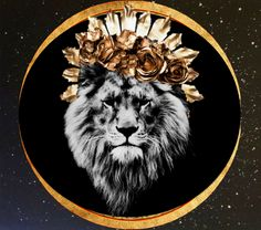 "The New Moon in Leo: Affirmation Horoscopes for the Week of July 17th: ""This week opens up on clashing notes. One fantastical, one rebellious."" ~ Chani Nicholas"