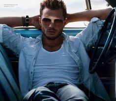 Christian Grey (Jamie Dornan) Fifty Shades of Grey by E.L. James