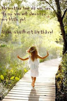 Daughter Birthday Quotes, Sayings, and Wishes - Quotes Tree