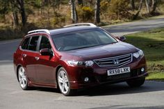 Honda Accord Tourer Type-S