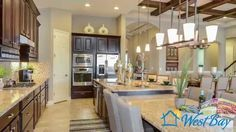 Homes By WestBay:The Biscayne III Model Home at FishHawk Ranch Virtual Tour