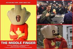 My new review on Needly.co.uk for the latest #SuperHero from #Ireland The Middle Finger  #Written, #Directed & #Starring @seamus.hanly #TheMiddleFinger is now available to buy from #Troma  http://www.nerdly.co.uk/2017/12/28/the-middle-finger-review-troma/  #Troma #SéamusHanly #Writer #Director #Actor #TromaTeam #SupportIndieFilm