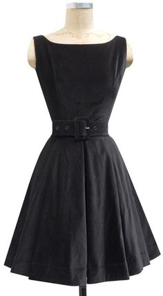 The perfect little black dress!