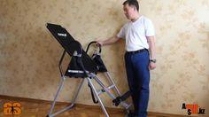 Инверсионный стол - описание и упражнения