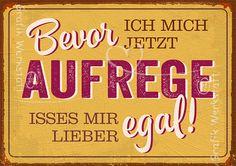 Bevor ich mich jetzt - Postkarten - Grafik Werkstatt Bielefeld