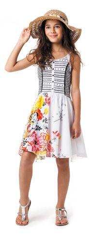 CATIMINI - La robe BCBG ! Superbe thème URBAN GLOBAL MIX ♥