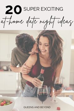 Tired of the same old date night ideas? Want to try something different AND stay indoors? Try one of these 20 exciting and intimate date night ideas at home! PERFECT for you and your partner to try something new, fun, and intimate. Marriage Relationship, Marriage Advice, Love And Marriage, Relationships, Creative Date Night Ideas, Romantic Date Night Ideas, Love My Husband, Good Wife, Date Night Ideas For Married Couples