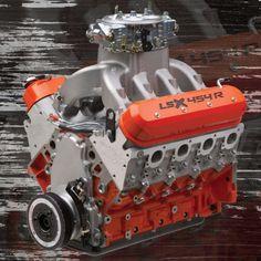 moteur américain