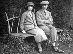 Queen Elizabeth II Mother: Elizabeth Bowes-Lyon during her engagement, circa 1922, to Bertie, the future King George VI.
