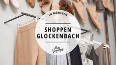 Das Glockenbach bietet tolle Modeläden, kleine Boutiquen und schöne Stores, in denen es sich wunderbar shoppen lässt– hier die 11 besten Adressen.