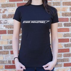 Stark Industries [Iron Man] Women's T-Shirt