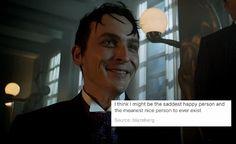 #Gotham #Ozzie #Penguin