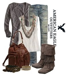 """""""American Eagle Outfitters Contest"""" by felixfernanda ❤ liked on Polyvore featuring American Eagle Outfitters"""