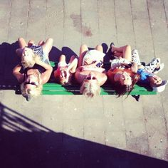 Pic by ddy #people #bench #mogan #girls #boy - @barabellas- #webstagram