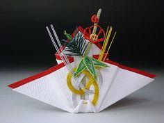 屠蘇飾り 松竹梅