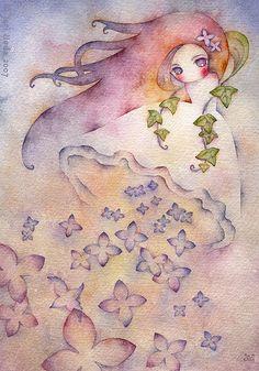 bouquet by juriu, via Flickr