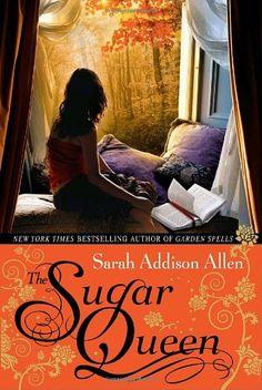The Sugar Queen by Sarah Addison Allen,http://www.amazon.com/dp/0553805495/ref=cm_sw_r_pi_dp_AfrZsb1YXSN3Q6ZE