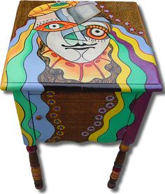 Picasso Telephone Table